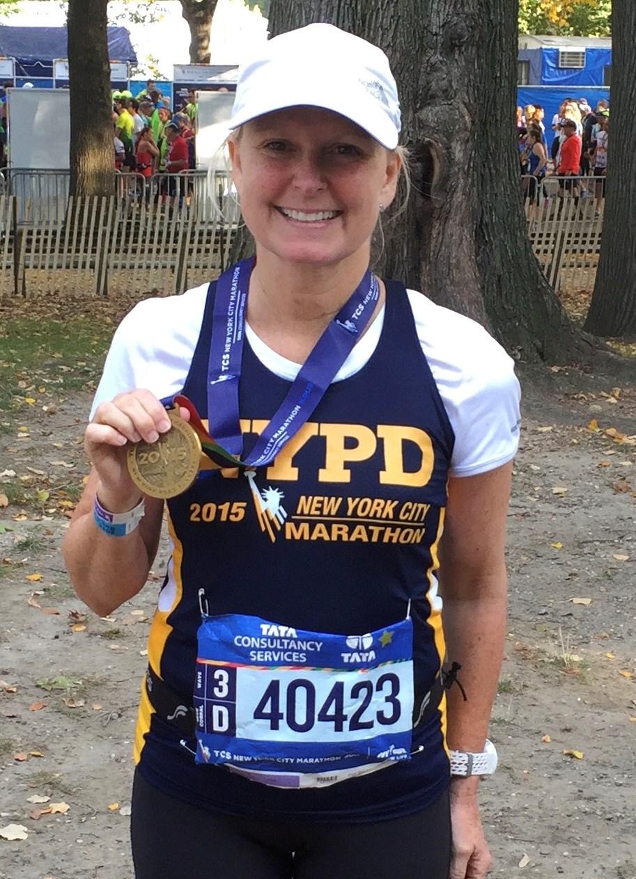 2018 NYC Marathon + GOTRNYC