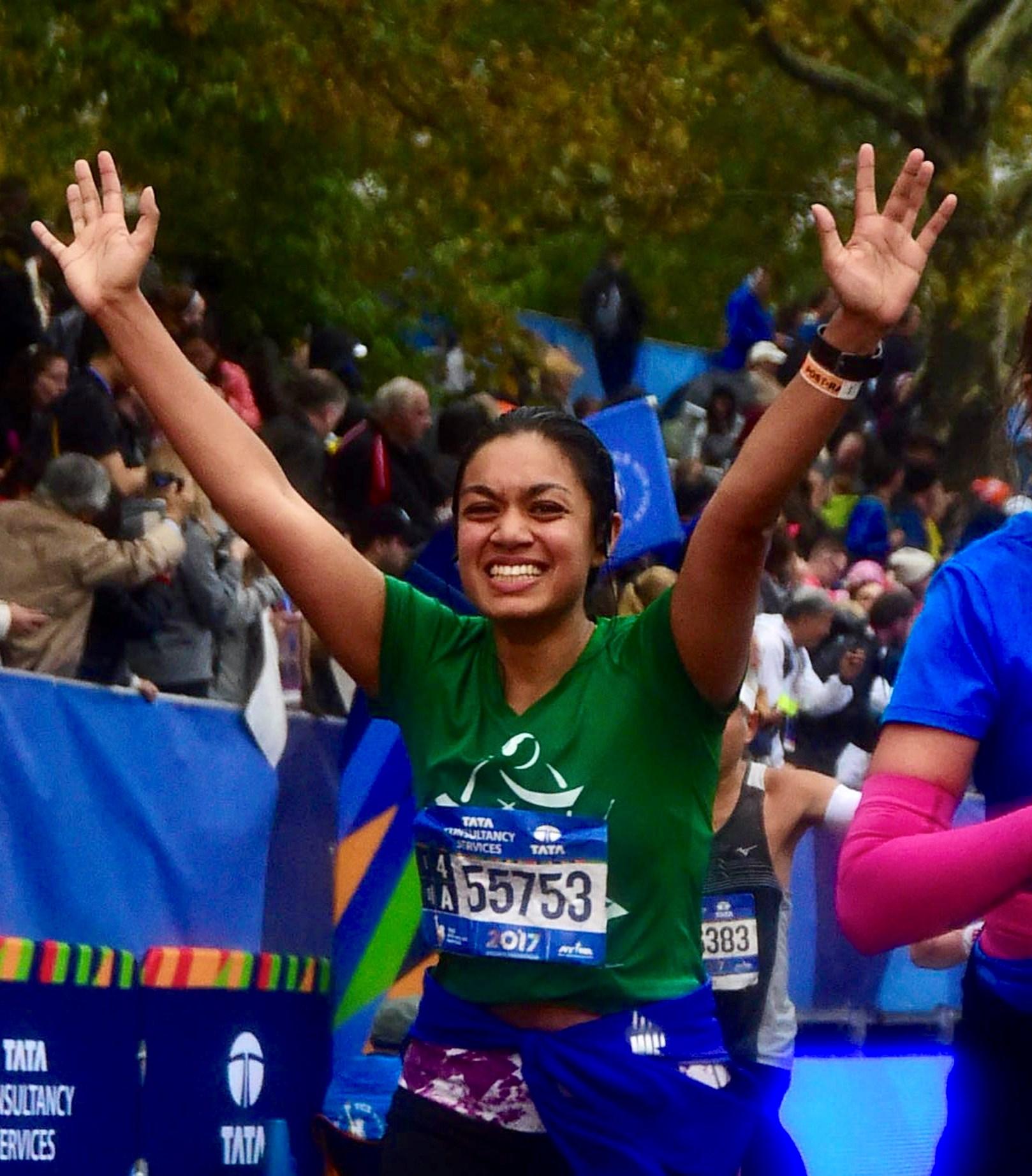 Joya's NYC Marathon Fundraiser for GOTR NYC