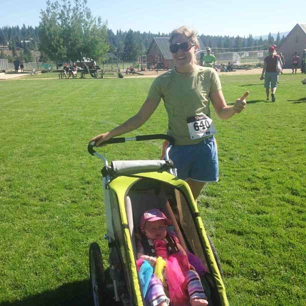 Nike 1/2 Marathon for Girls On The Run - Sierras
