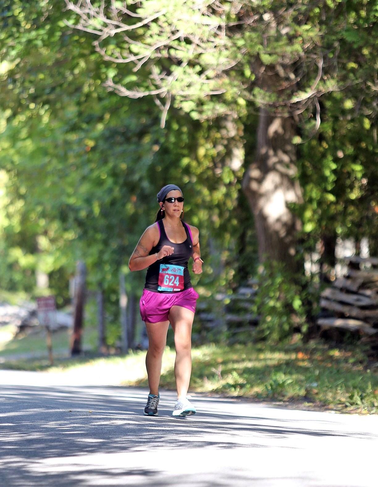 Kyla's Second Marathon for Time Goal