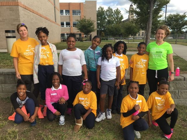 Every Girl Can Run - Girls on the Run East Orange CTES