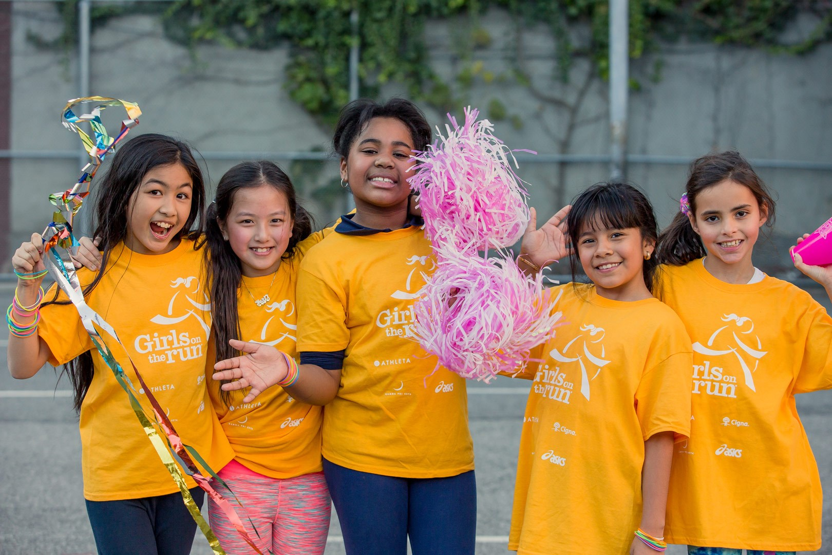 Kristin's Int'l Day of the Girl Campaign for GOTR