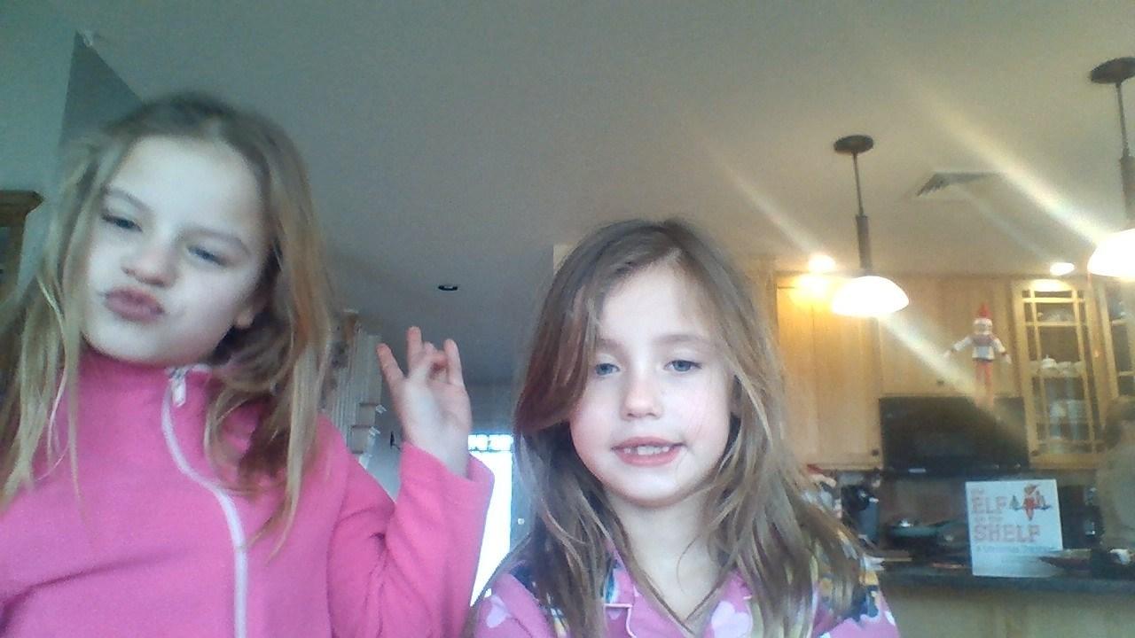 Kelsie & Kennedy Girls on the Run