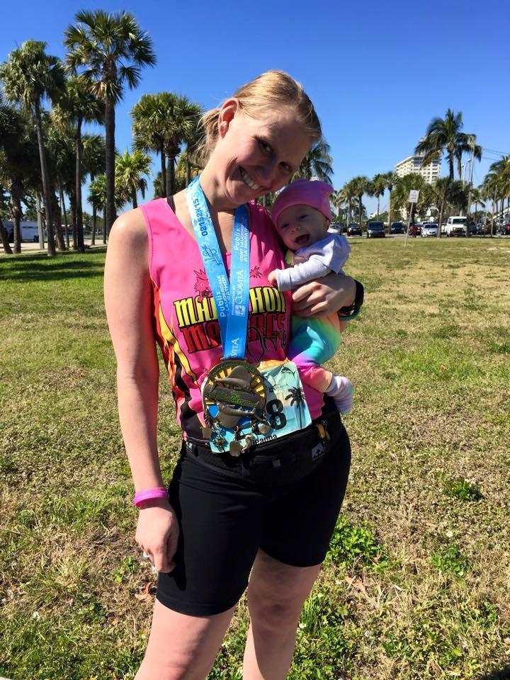Deanna Runs for Girls on the RUN