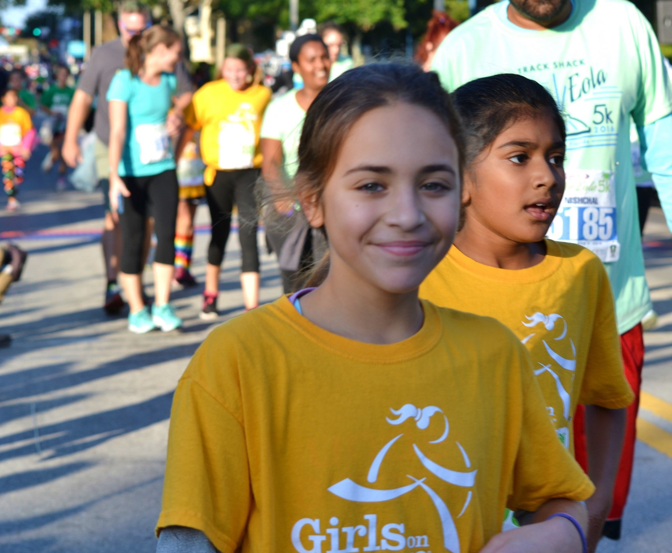Girls on the Run Orlando Direct Give Fundraiser