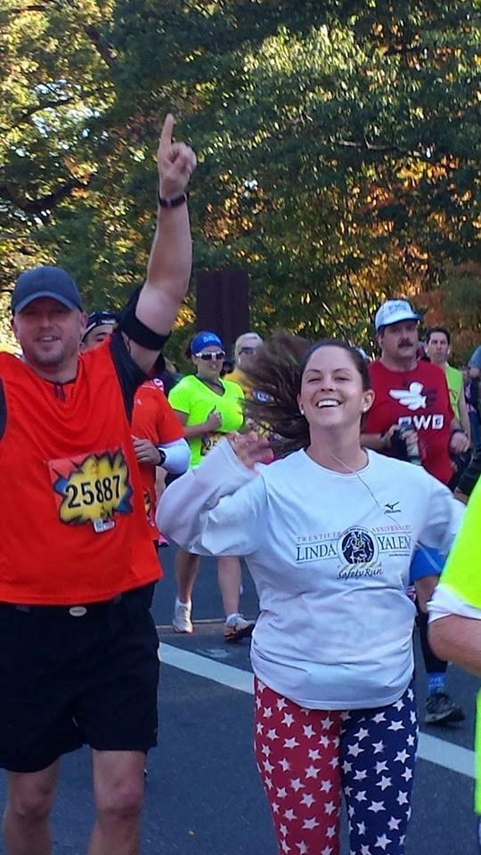 Billy & Kate Run Dublin Marathon for GOTR