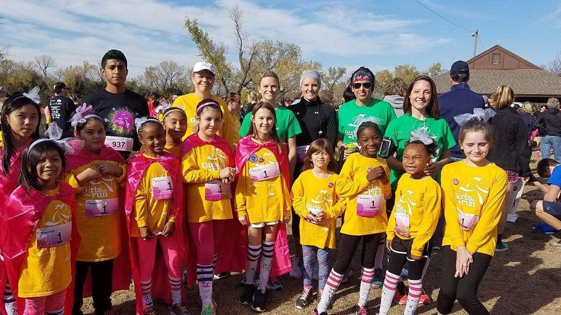Brews, Clues & Running Shoes for Girls on the Run