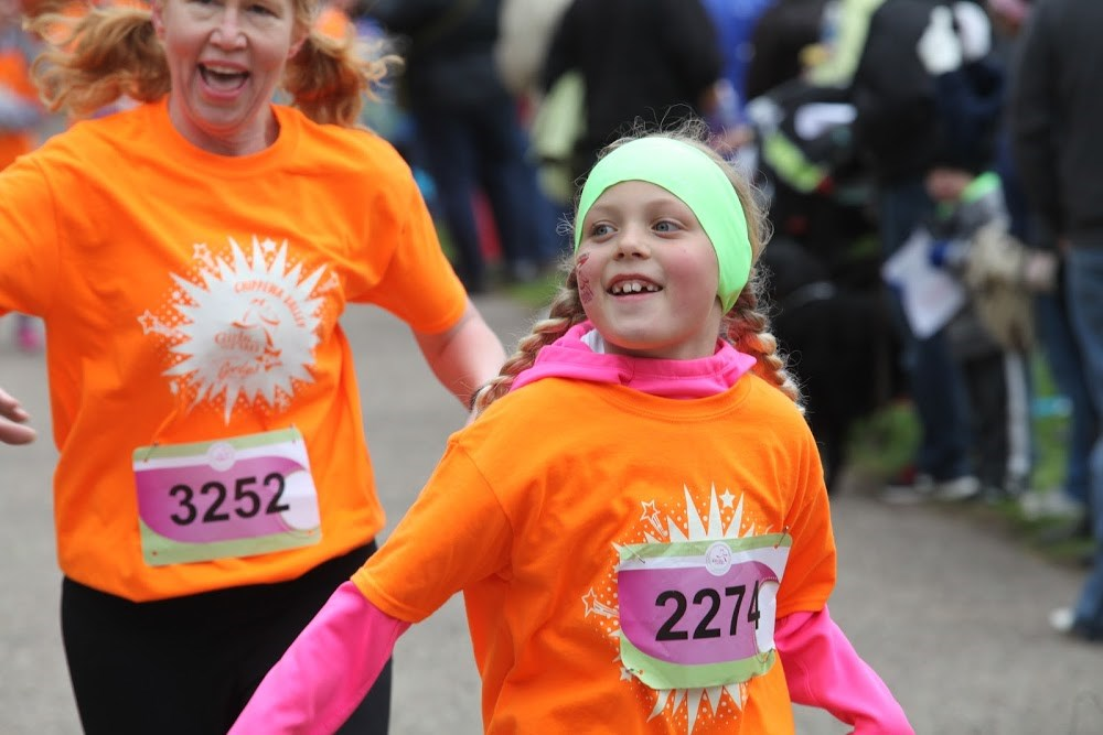 Girls on the Run of the Chippewa Valley Direct Give Fundraiser