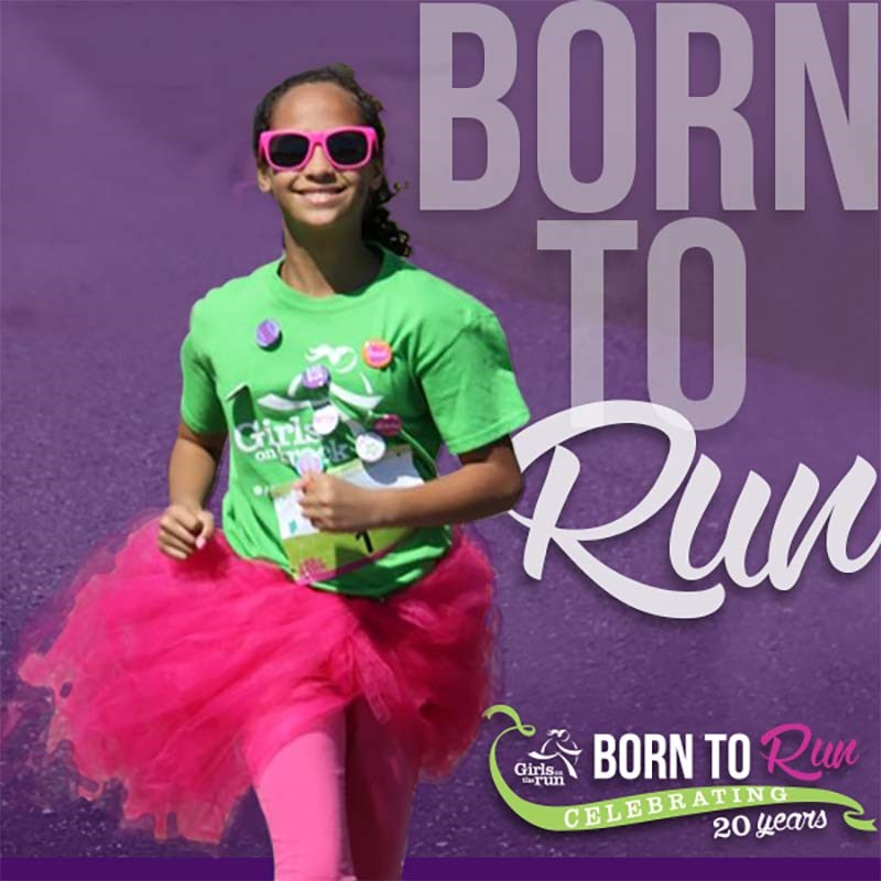 Girls on the Run Magee-Womens Hospital of UPMC Born to Run Campaign