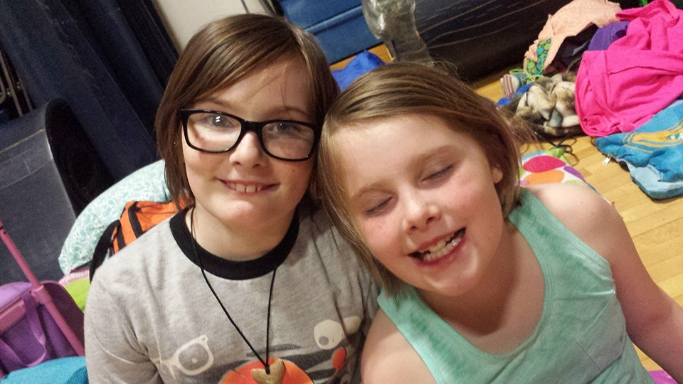 Abby and Maggie's GOTR Fundraiser