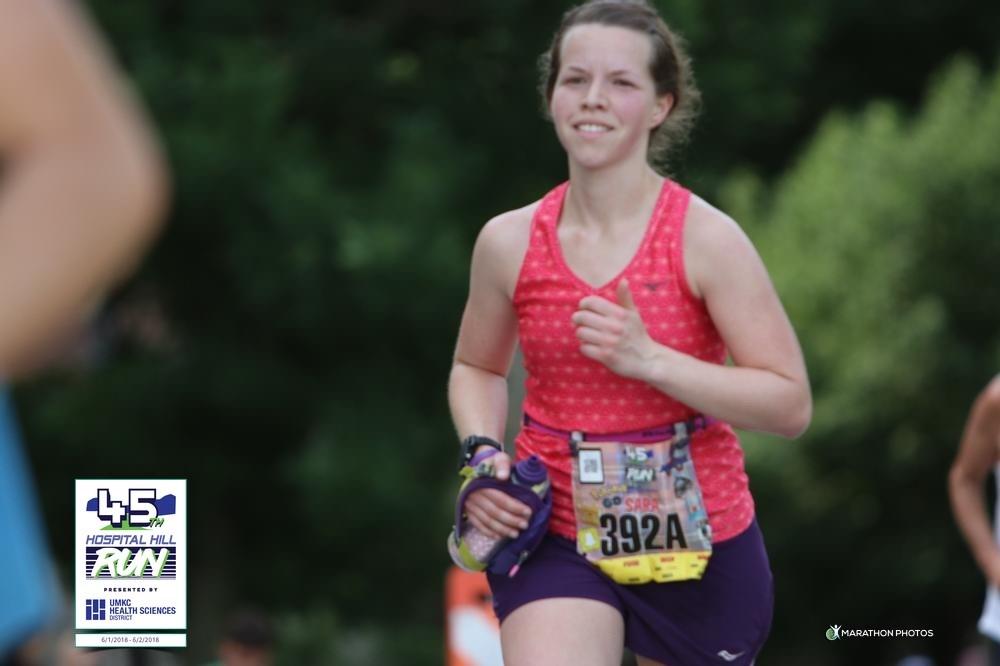 Sara On The Run