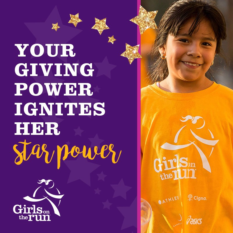 Girls on the Run NYC - 2017 Annual Appeal - Help Our Girls Shine