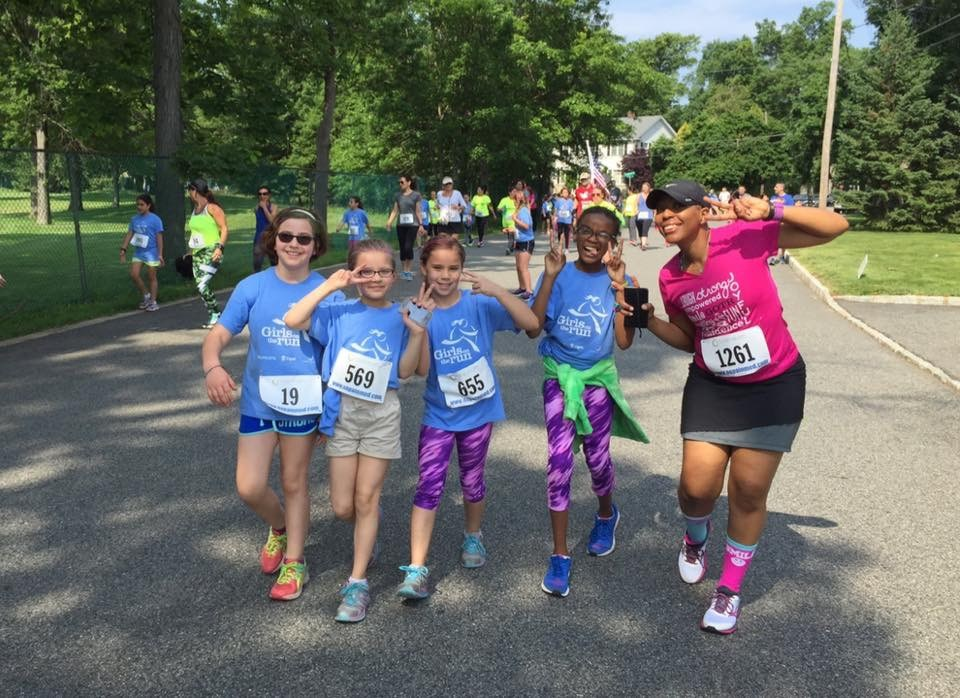 Coach Kia's on a Mission: Every Girl Can Run!