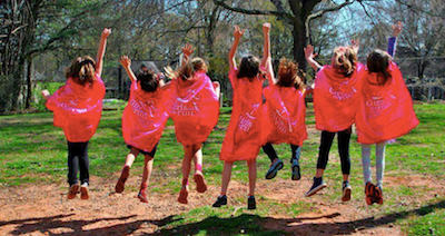 Girls on the Run NJ East Giving Campaign