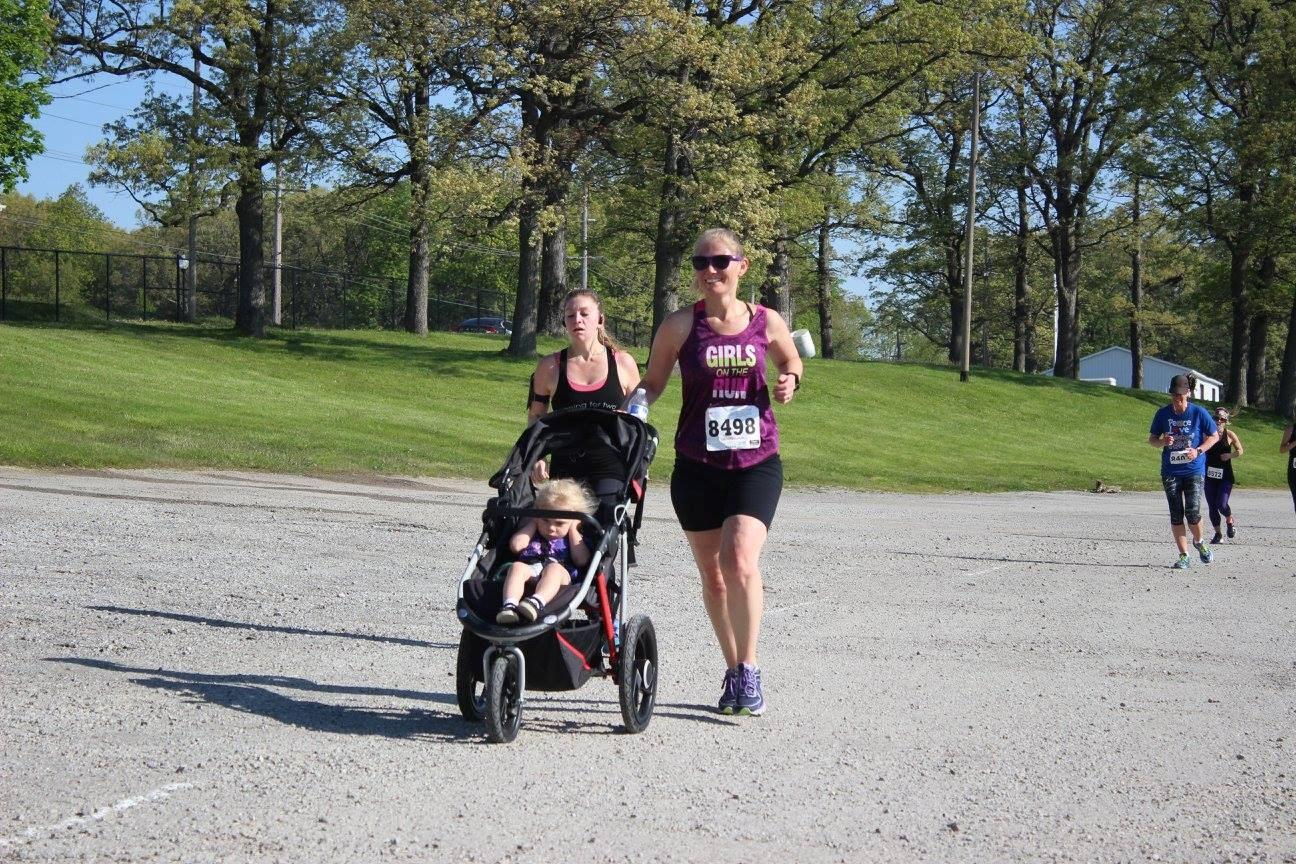 One Strong Mommy Runner