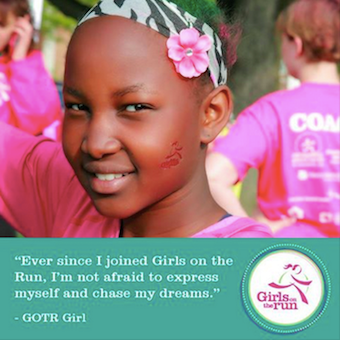 Girls on the Run New Jersey East 2016 Donation Campaign